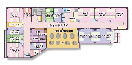 間取り図(2F)